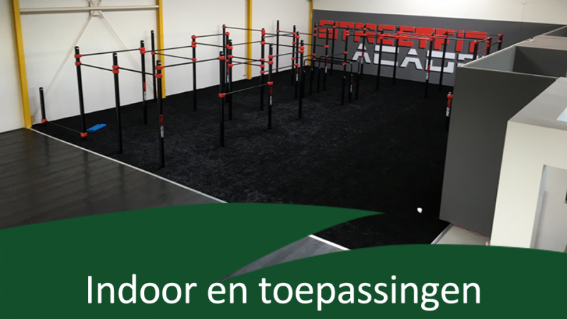 Indoor en toepassingen